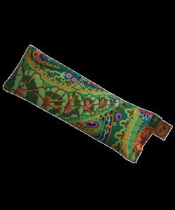 Paisley Jungle angle eye pillow melbourne designer cotton