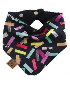 sprinkles-baby-bandana-dribble-bib-adjustable-terry-cotton-designer