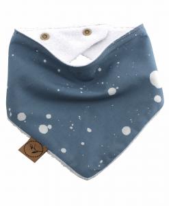 bib splash bandana dribble bib adjustable terry cotton designer