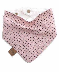 Evie Bib bandana dribble adjustable terry cotton designer