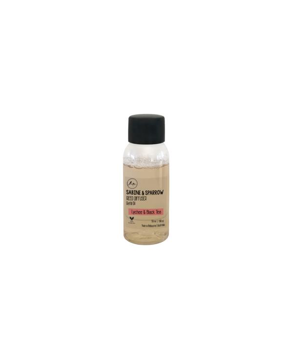 Lychee Black Tea Diffuser Oil 50ml aroma blend