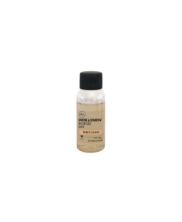 Vanilla Caramel Diffuser Oil 50ml