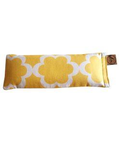 Belle straight eye pillow melbourne designer cotton