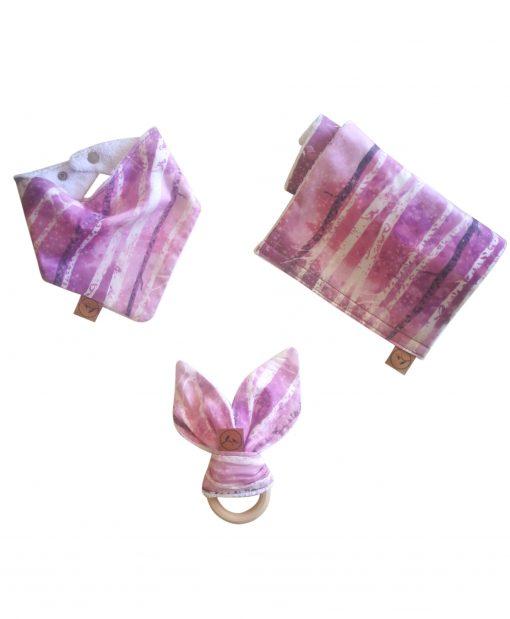 Pastel Forest Baby pack soft newborn essential designer