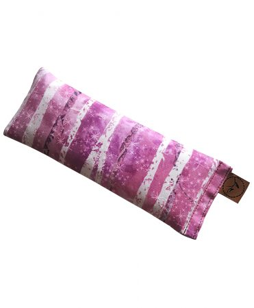 pastel forrest eye pillow