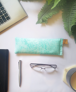 Ashanti work eye pillow melbourne designer cotton