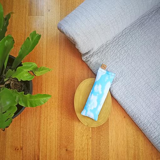 Cloud 9 yoga eye pillow melbourne designer cotton
