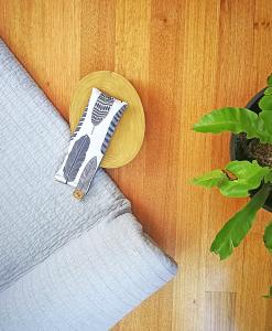Feather your Nest yoga eye pillow melbourne designer cotton