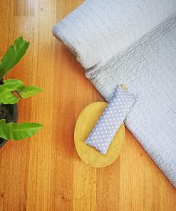 Stormy Nights yoga eye pillow melbourne designer cotton