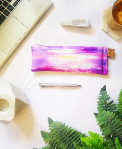 Twilight work eye pillow melbourne designer cotton