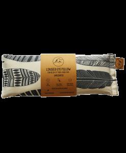 Feather your nest eye pillow melbourne designer cotton