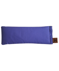 Lilac back eye pillow melbourne designer cotton