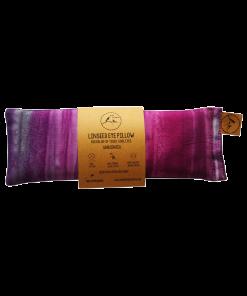 Petunia eye pillow melbourne designer cotton