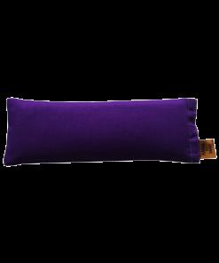 Royal purple back eye pillow melbourne designer cotton