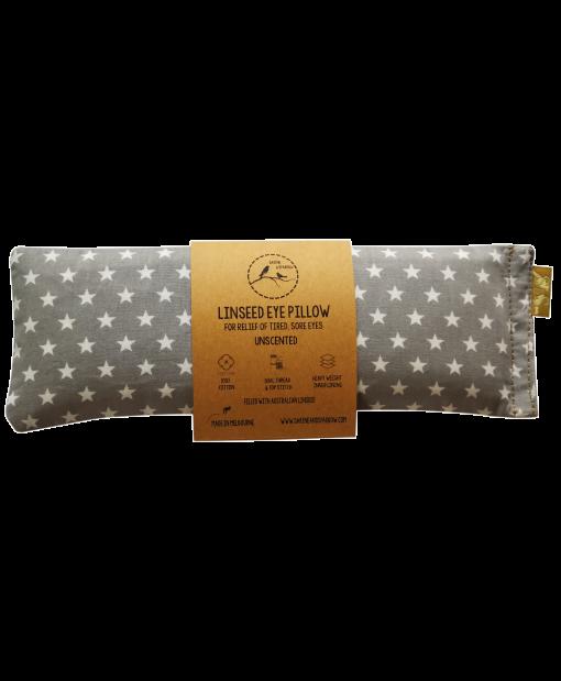 Stormy Night eye pillow melbourne designer cotton