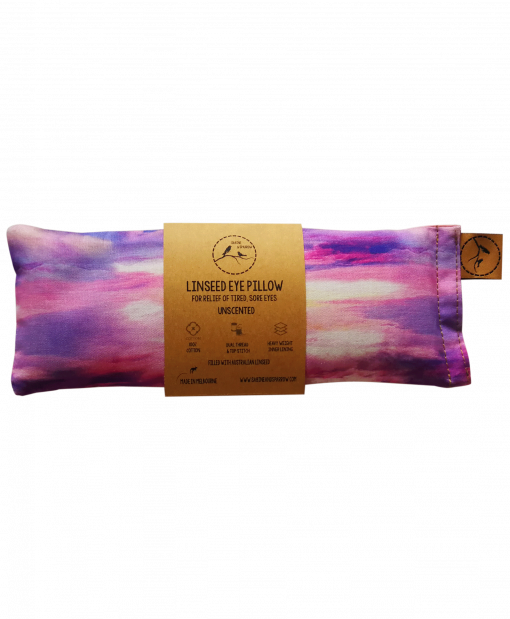 twilight eye pillow melbourne designer cotton
