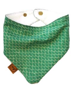Ziggy Bib dribble bib adjustable terry cotton designer