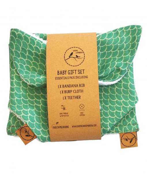 Ziggy baby pack soft newborn essential designer