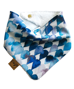 Zespy-bandana-dribble-bib-adjustable-terry-cotton-designer