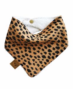 Zulu-bandana-dribble-bib-adjustable-terry-cotton-designer