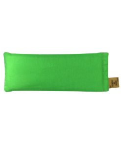 Grass-green-eye-pillow-lavender-sore-pain-relief-yoga