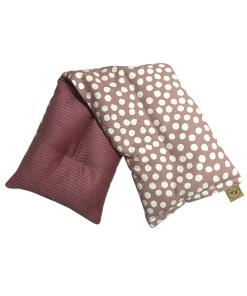 Pastel Pink Dots Long Heat Pack