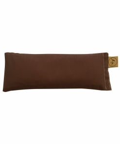 Chocolate-eye-pillow-lavender-sore-pain-relief-yoga