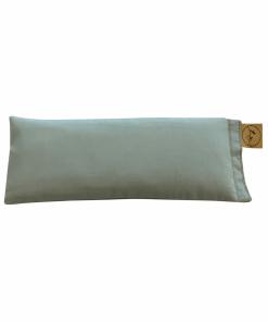 dusty-blue-eye-pillow -lavender-sore-pain-relief-yoga