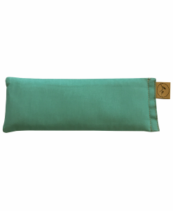 Teal-eye-pillow-lavender-sore-pain-relief-yoga