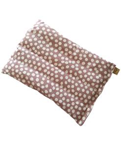 Pastel Pink Dots Large Heat Pack
